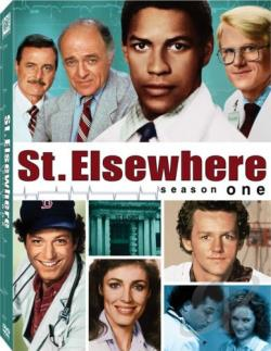 St. Elsewhere - The Complete First Season DVD Cover Art