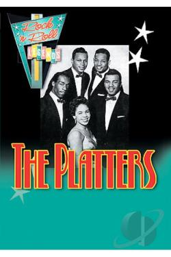 Platters - With Special Guests The Crickets & Lenny Welch DVD Cover Art