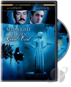 Midnight in the Garden of Good and Evil DVD Cover Art