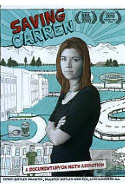Saving Carren DVD Cover Art
