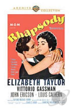 Rhapsody DVD Cover Art