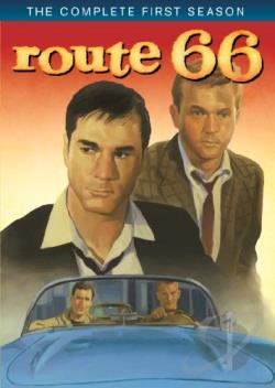 Route 66 - Season 1 DVD Cover Art