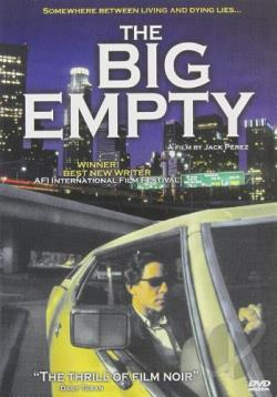 Big Empty DVD Cover Art