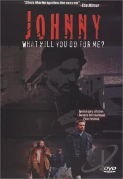 Johnny DVD Cover Art