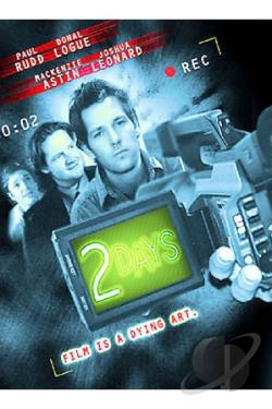 2 Days DVD Cover Art