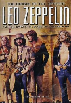 Led Zeppelin - Origin of the Species DVD Cover Art