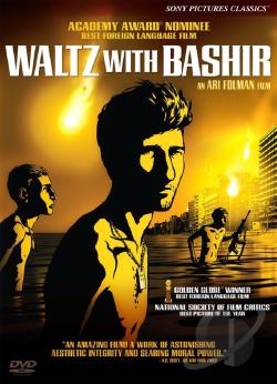 Waltz With Bashir DVD Cover Art