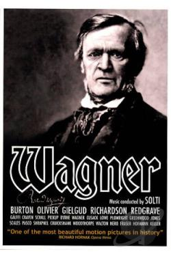 Wagner DVD Cover Art