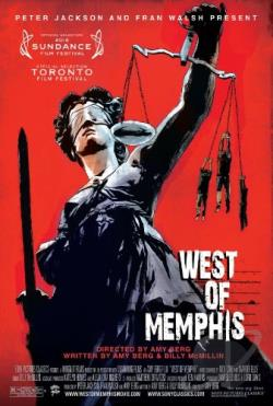West of Memphis DVD Cover Art