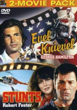 All Stars:Evil Knievel/Stunts DVD Cover Art