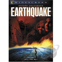 Earthquake: Nature Unleashed DVD Cover Art
