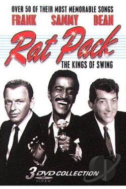Rat Pack - Kings of Swing DVD Cover Art
