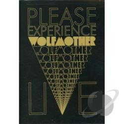 Wolfmother - Please Experience Wolfmother: Live DVD Cover Art