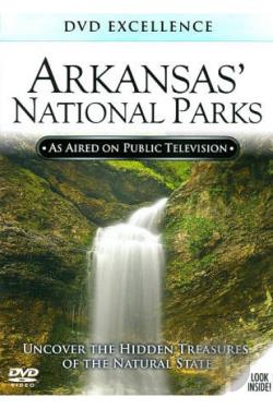Arkansas National Parks DVD Cover Art