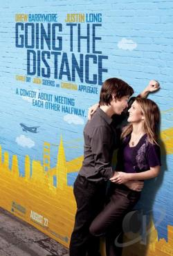Going the Distance DVD Cover Art