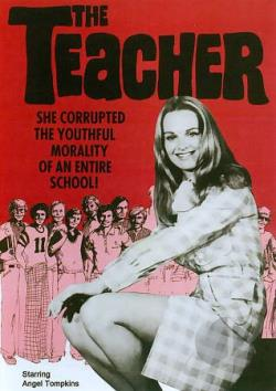 Teacher DVD Cover Art