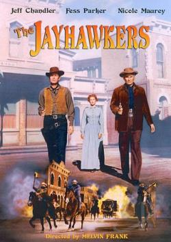 Jayhawkers DVD Cover Art