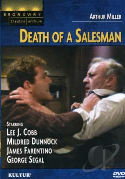 Death of a Salesman DVD Cover Art