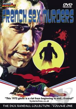 French Sex Murders DVD Cover Art