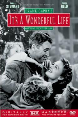 It's a Wonderful Life DVD Cover Art