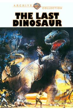 Last Dinosaur DVD Cover Art