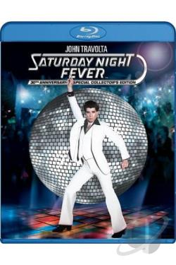 Saturday Night Fever BRAY Cover Art