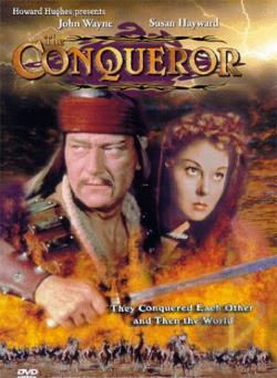 Conqueror DVD Cover Art