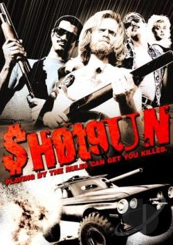 Shotgun DVD Cover Art