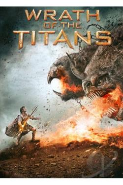 Wrath of the Titans DVD Cover Art