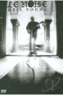 Neil Young: Le Noise DVD Cover Art