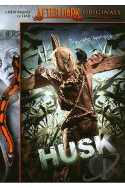 Husk DVD Cover Art