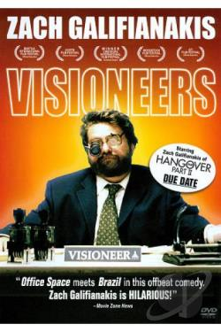 Visioneers DVD Cover Art