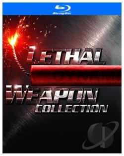 Lethal Weapon Collection BRAY Cover Art