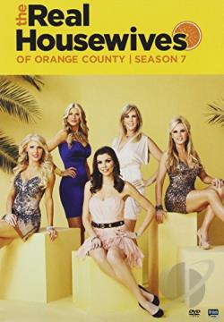 Real Housewives of Orange County: Season 7 DVD Cover Art