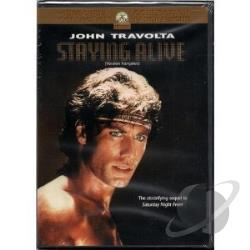 Staying Alive DVD Cover Art