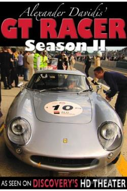 GT Racer: Season II DVD Cover Art