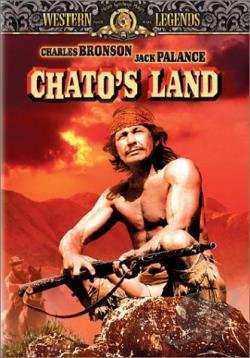 Chato's Land DVD Cover Art