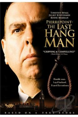 Pierrepoint: The Last Hangman DVD Cover Art