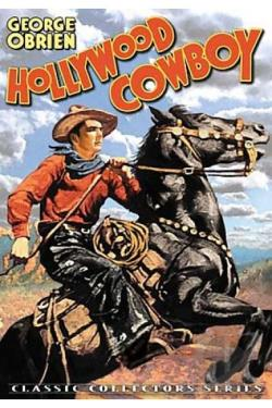 Hollywood Cowboy DVD Cover Art