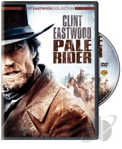 Pale Rider DVD Cover Art