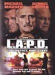 L.A.P.D.: To Protect And Serve DVD Cover Art