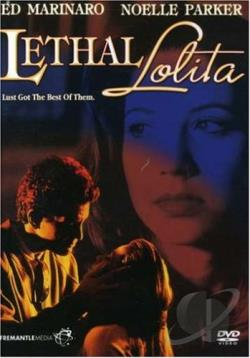 Lethal Lolita - Amy Fisher: My Own Story DVD Cover Art