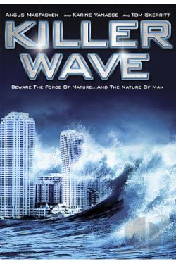 Killer Wave DVD Cover Art