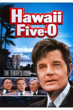 Hawaii Five-O - The Complete Tenth Season DVD Cover Art