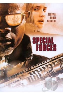 Special Forces DVD Cover Art
