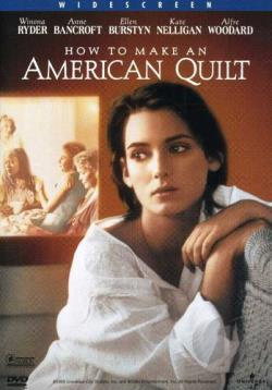 How to Make an American Quilt DVD Cover Art