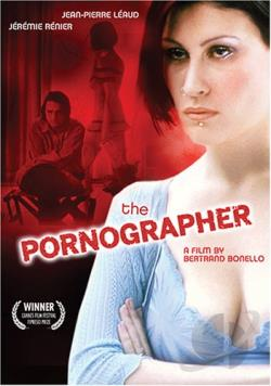 Pornographer DVD Cover Art