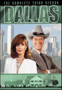 Dallas - The Complete Third Season DVD Cover Art