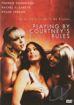 Playing By Courtney's Rules DVD Cover Art
