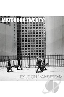 Matchbox Twenty - Exile on Mainstream DVD Cover Art